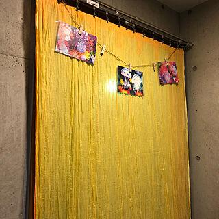 女性39歳の一人暮らし1R、蜷川実花に関するsaikoさんの実例写真