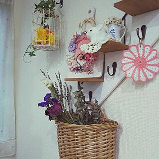 女性家族暮らし4LDK、プレ企画計画中に関するaikkoさんの実例写真