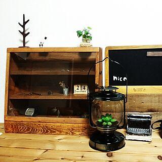 棚/手作り/IKEA/観葉植物/照明...などのインテリア実例 - 2014-11-24 19:29:18