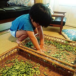 リビング/DIY/古民家/沖縄/干し野菜...などのインテリア実例 - 2016-07-03 08:23:37