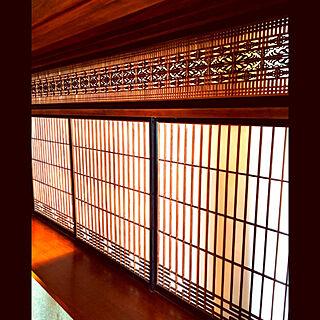 部屋全体/京都/自然と暮らす/骨董品のある暮らしのインテリア実例 - 2019-07-02 16:19:04