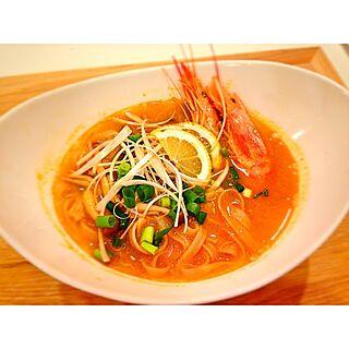 キッチン/暑い夏/辛い物/トムヤムクン/お料理のインテリア実例 - 2013-07-09 02:11:08