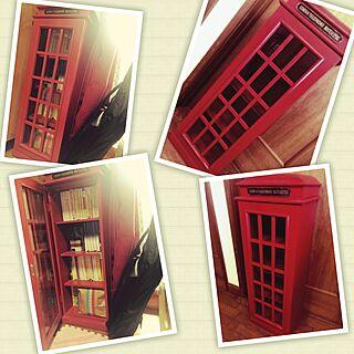 、電話ボックスに関するColette0109さんの実例写真
