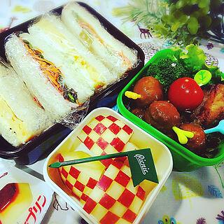 女性家族暮らし、弁当に関するharusukeさんの実例写真