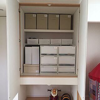リビング/衣替え/無印良品/IKEA/収納...などのインテリア実例 - 2016-06-08 11:51:50