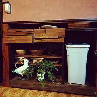 キッチン/2020/01/23/食器棚/after/記録...などのインテリア実例 - 2020-01-23 16:30:21