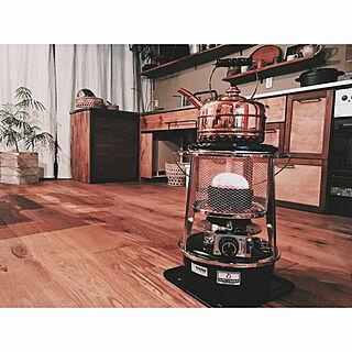 造作キッチンの人気の写真(RoomNo.3199435)