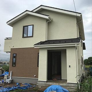 女性家族暮らし4LDK、建築に関するShizukuさんの実例写真