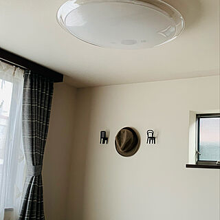 寝室/寝室の壁/ハットフック/ハット帽/ブラウンインテリア...などのインテリア実例 - 2020-12-31 09:33:07