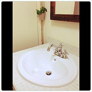 、洗面台DIYに関するさんの実例写真