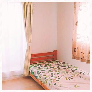 女性35歳の家族暮らし4LDK、子ども部屋に関するmamiさんの実例写真