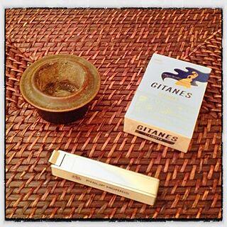 、灰皿に関するfukami_mさんの実例写真