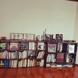 、簡単本棚に関するKiuさんの実例写真