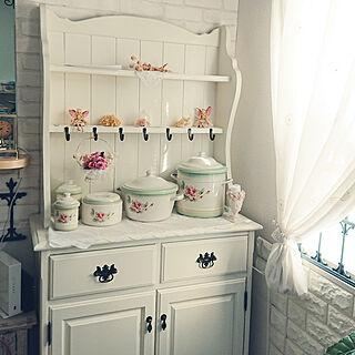 、白い家具に関するBienvenueさんの実例写真