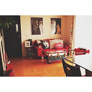 ツェツェ アソシエ/秋色/2人暮らし/カラフルな部屋/おきにいり空間...などのインテリア実例 - 2019-10-06 23:42:22