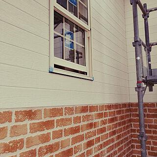 壁/天井/外観イメージ/北欧/カフェ風/格子窓...などのインテリア実例 - 2021-05-13 18:18:19