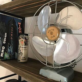 女性家族暮らし、扇風機に関するorange-toastさんの実例写真