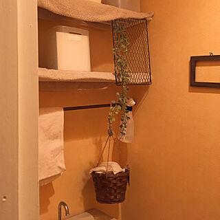 バス/トイレ/古くても諦めない/古い家/狭い部屋 /シンプル...などのインテリア実例 - 2019-02-23 23:49:21