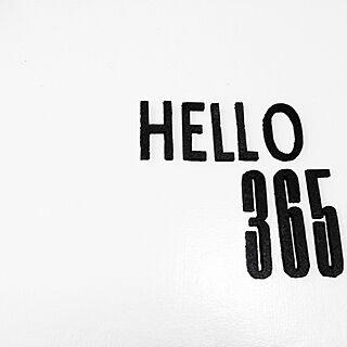 机/DESIGN LETTERS風/デザインレターズ風/ダイソー/カラーボード...などのインテリア実例 - 2014-07-31 15:49:01