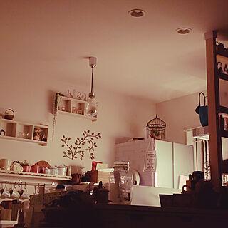 家族暮らし、電球型ペンダント照明に関するpuritan_rさんの実例写真