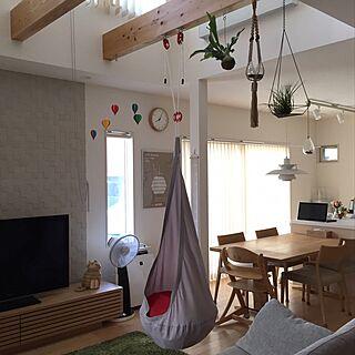 リビング/IKEA/ルイスポールセン/モビール/リサラーソン...などのインテリア実例 - 2015-07-14 09:15:40