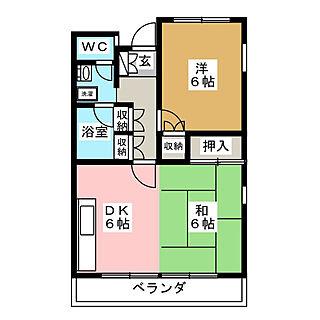 部屋全体/入居前/2人暮らし/賃貸のインテリア実例 - 2018-12-04 19:31:57