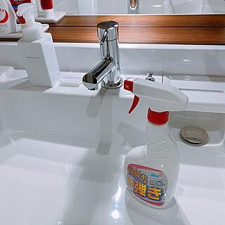 LIXIL洗面台/撥水コーティング剤/ねこのいる暮らし/戸建て住宅/家族が快適に過ごせる家...などのインテリア実例 - 2020-12-31 04:43:28