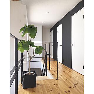 男性39歳の家族暮らし2LDK、床材に関するNoboさんの実例写真