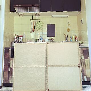 キッチン/する予定/カウンターDIY/DIYのインテリア実例 - 2018-03-02 15:31:38