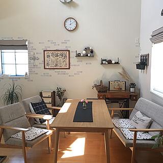 女性家族暮らし3LDK、ニトリ2017秋冬コーディネートモニターに関するhamu.haruさんの実例写真