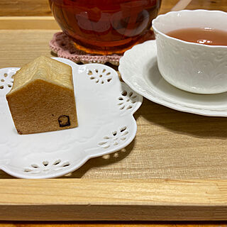 お取り寄せ/暖かい日/ティータイム/紅茶/ハンドメイド雑貨...などのインテリア実例 - 2020-05-24 16:35:47