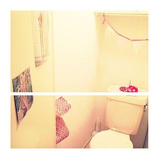 女性27歳の同棲2LDK、ファッジに関するYukinaさんの実例写真