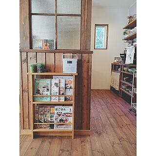 キッチン/RoomClipStyle vol.4/ブックシェルフ/セリア/CDプレーヤー...などのインテリア実例 - 2016-02-26 10:56:16