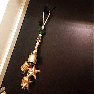 女性29歳の家族暮らし1LDK、スタジオクリップのベルに関するKotomiさんの実例写真