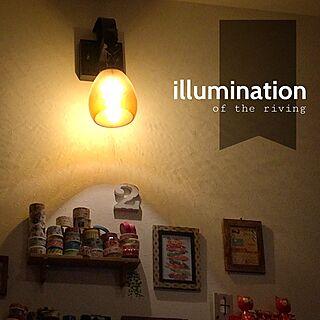 壁/天井/照明/オレンジ色/暗めの照明/でもこれで目は悪くならないらしい...などのインテリア実例 - 2014-11-06 09:11:33