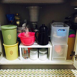 女性37歳の家族暮らし、Tupperwareに関するHirotaさんの実例写真
