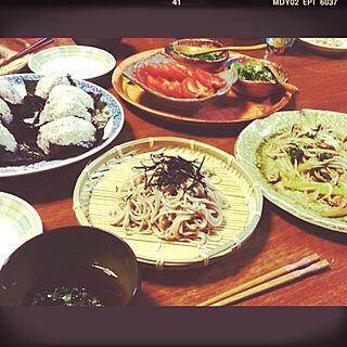 女性38歳の家族暮らし、晩御飯に関するAyakoさんの実例写真