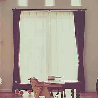 女性家族暮らし4LDK、朝日に関するn-homeさんの実例写真