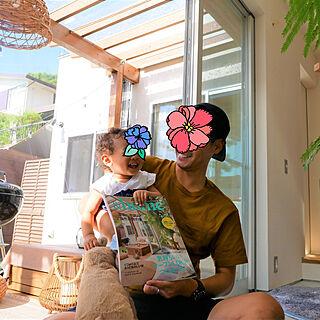 玄関/入り口/インコも暮らす家/エバーフレッシュ/ガーデン/グランピング...などのインテリア実例 - 2019-09-04 20:01:24