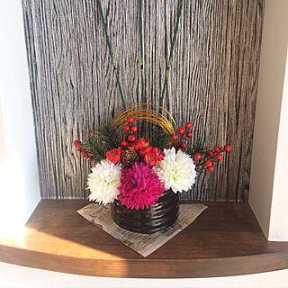 男性40歳の家族暮らし、飾りはダイソーに関するMaKoToさんの実例写真