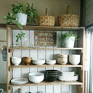 食器棚DIYの人気の写真(RoomNo.2817488)