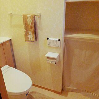、の「バス/トイレ」についてのインテリア実例