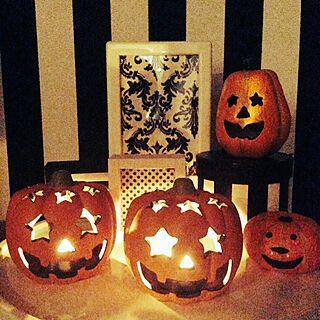 女性、かぼちゃおばけに関するEmiさんの実例写真