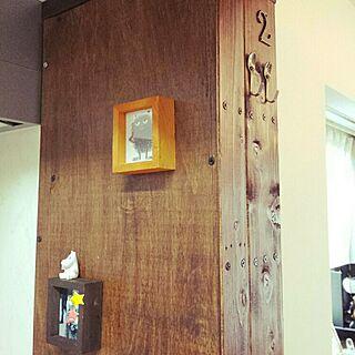 女性家族暮らし、セリア 気合いに関するberodさんの実例写真