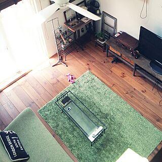 女性42歳の家族暮らし、点滴台に関するmisaさんの実例写真