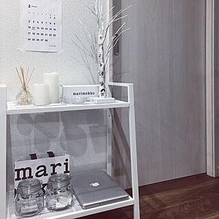 女性25歳の2LDK、IKEAのツリーに関する2674gさんの実例写真