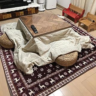 女性家族暮らし3LDK、天板を引き出したところに関するakiyumiさんの実例写真
