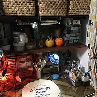 女性59歳の家族暮らし4LDK、LEDデスクライトに関するdainaoreiさんの実例写真