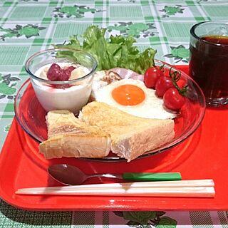 、ファイヤーキングで朝ごはん!に関するさんの実例写真