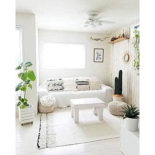 リビング/建売住宅/DIY/BOHOインテリア/ホワイトインテリア...などのインテリア実例 - 2019-08-26 12:47:23